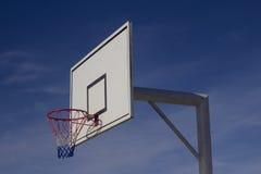篮球篮1 图库摄影
