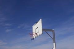 篮球篮2 免版税库存照片