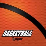 篮球象设计 库存照片