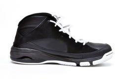 篮球鞋 免版税图库摄影