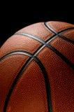 篮球黑色 库存照片