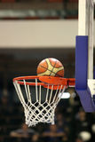 篮球 图库摄影