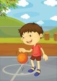 篮球 库存照片
