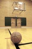 篮球 免版税库存照片