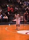 篮球casspi nba omri球员 免版税库存照片
