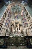 米兰大教堂 免版税库存照片