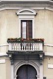 米兰尼斯经的阳台 库存图片