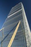 米兰意大利 摩天大楼在Citylife 图库摄影