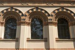米兰意大利 自然历史记录的博物馆 免版税库存照片