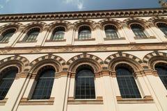 米兰意大利 自然历史记录的博物馆 免版税库存图片