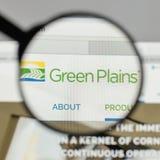 米兰,意大利- 2017年8月10日:绿色抱怨在网站上的商标 库存图片