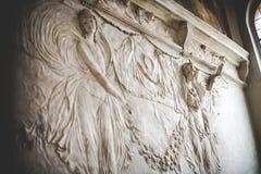 米兰,意大利- 12月10,2015 :教会圣洁玛丽雍容(圣玛丽亚delle Grazie),米兰 库存照片