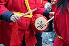 米兰,米兰,中国新的year'eve 库存图片