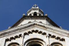 米兰-巨大的公墓 免版税库存照片