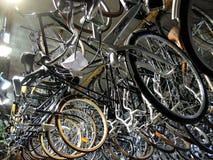 米兰bicykle 118,意大利, 2013年 图库摄影