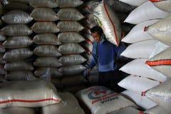 米市场 库存图片