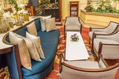 米开朗基罗旅馆 免版税库存图片