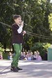 米斯克市节假日: 945年, 2012年9月9日 库存照片