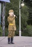 米斯克市节假日: 945年, 2012年9月9日 库存图片