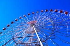 米斯克弗累斯大转轮中心城市公园,白俄罗斯 弗累斯大转轮a 图库摄影