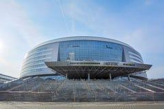 米斯克竞技场复合体 免版税库存照片