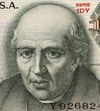 米格尔绅士y Costilla 免版税图库摄影