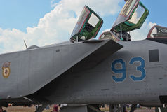 米格-31猎狐犬 库存图片