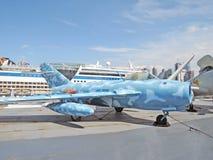 米格-15 免版税库存图片
