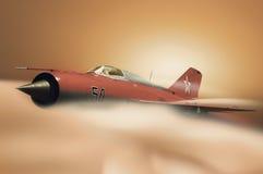 米格-21 库存照片