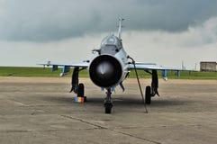 米格-21 免版税库存图片