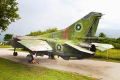 米格-23 BN 库存照片