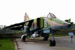 米格-23 BN 免版税库存照片