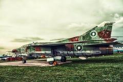 米格-23 UB 库存图片