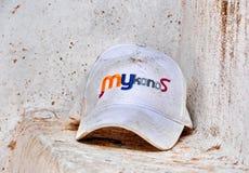 米科诺斯岛盖帽 免版税库存图片