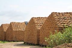 米袋子 免版税库存照片