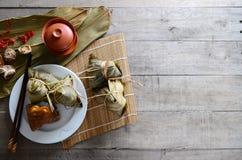 米饺子 图库摄影