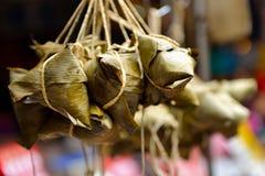 米饺子 免版税库存照片