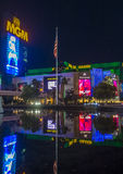 米高梅旅馆在拉斯维加斯 免版税图库摄影