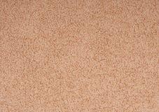 米黄地毯羊毛状的纹理 免版税库存照片