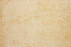米黄大理石纹理 免版税库存照片