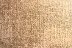 米黄纸纹理 免版税库存照片