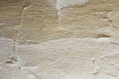米黄石纹理 免版税库存图片