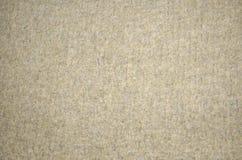 米黄羊毛背景 图库摄影