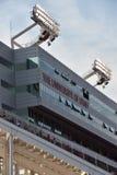 米Eccles体育场在盐湖城,犹他 图库摄影