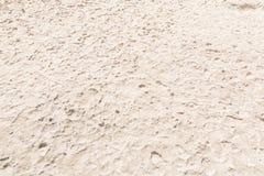 类似月亮表面的火山的沙子石头样式 库存照片