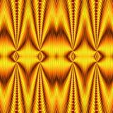 类似金布的抽象无缝的波浪背景 库存图片