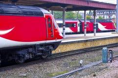 类43高速火车 免版税库存照片