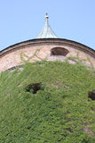 粉末塔在里加 免版税库存照片