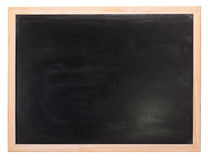 粉笔板 免版税库存图片