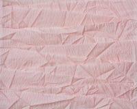 粉红彩笔破旧的丝带纹理 库存图片